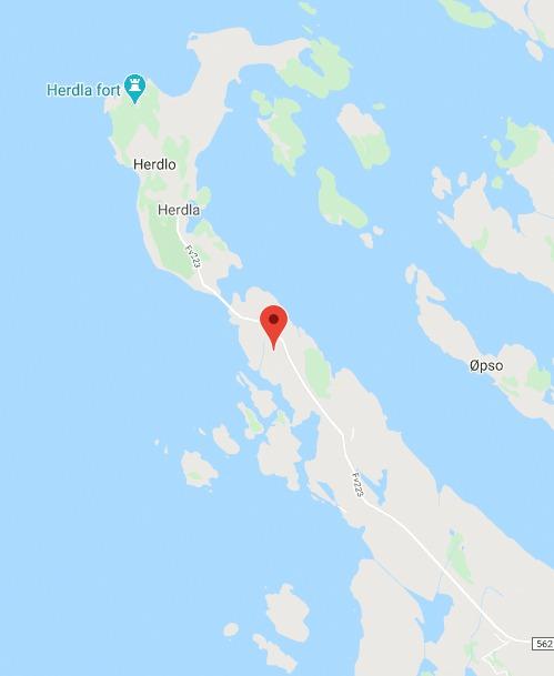 Skansen Vest, Herdla, VVA-anlegg