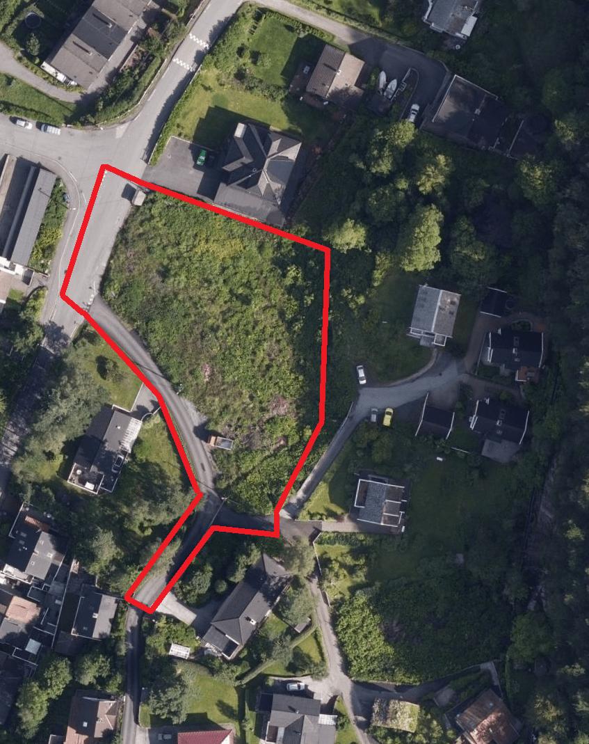 Rosenlundveien boligfelt